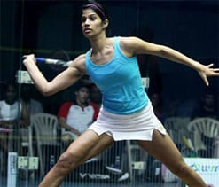 Joshna Chinappa goes down to Joelle King in British Open squash