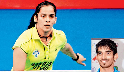 Srikanth, Saina to lead India in Thomas, Uber Cups