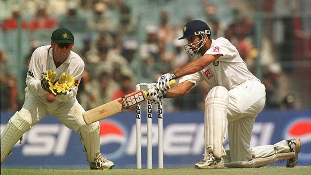 A very very special knock by VVS Laxman: Best Test innings by an Indian