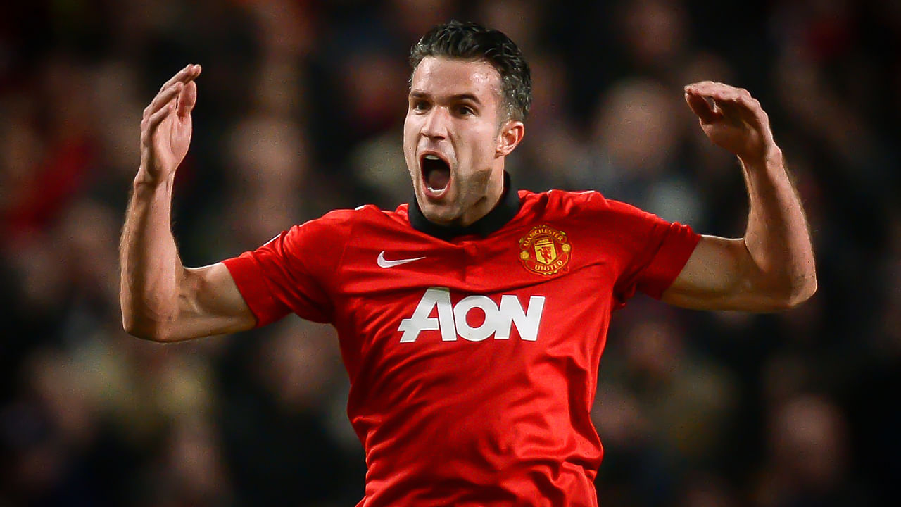robin van persie will stay at manchester united until his. Black Bedroom Furniture Sets. Home Design Ideas