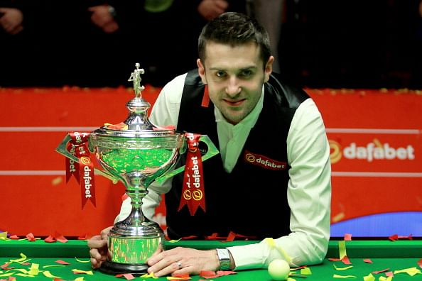 Mark Selby wins World Snooker Championship by defeating Ronnie O'Sullivan in final