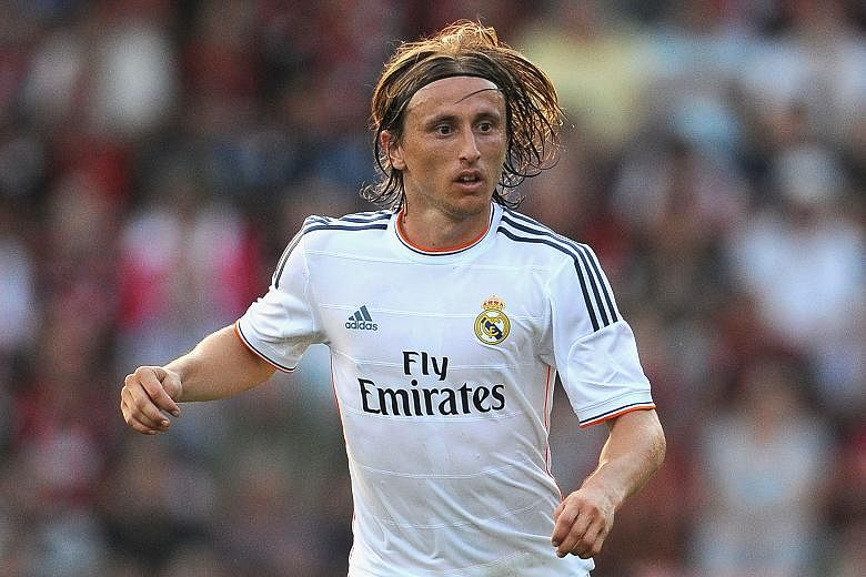 ... Chelsea's enquiry about Luka Modric saying that he is not for sale