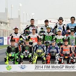 MotoGP riders birthdays