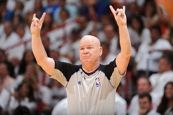 Salary of NBA referees