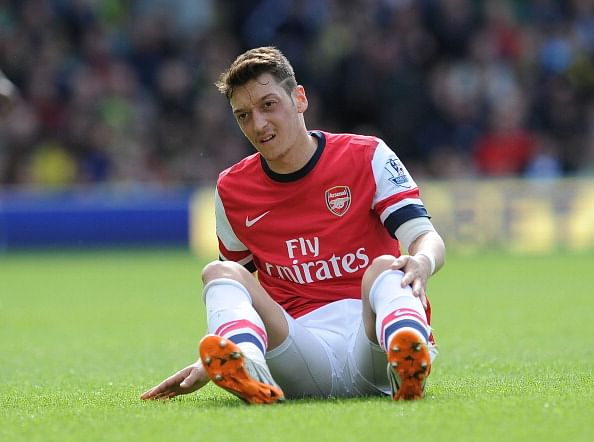 Mesut Ozil (Arsenal)