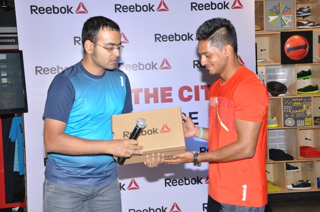 Join the Reebok 'Running Squad' in Bangalore