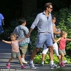 Roger Federer S Two Sets Of Twins Is It Fair To Expect