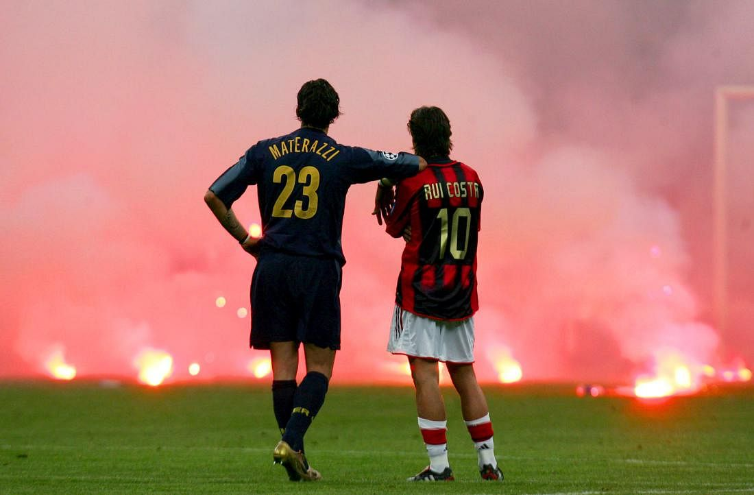 Eight of the best photos in football history