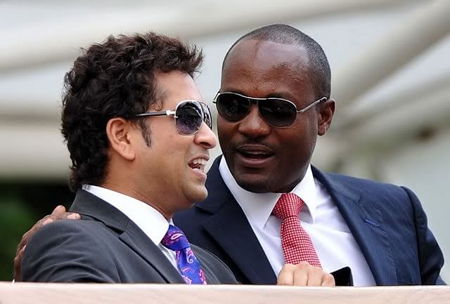 Brian Lara to play alongside Sachin Tendulkar for MCC in Lord's bicentenary match