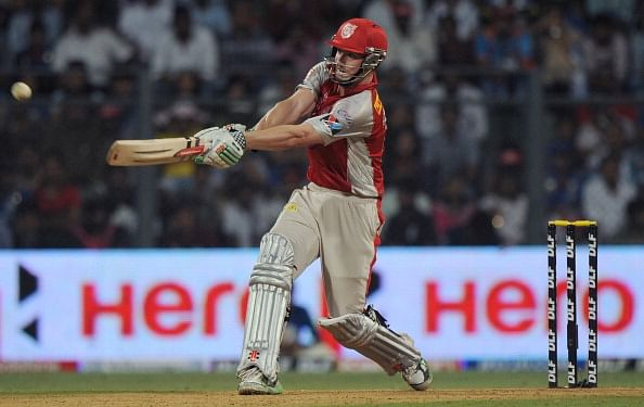 Top 5 players who are benched in IPL 2014
