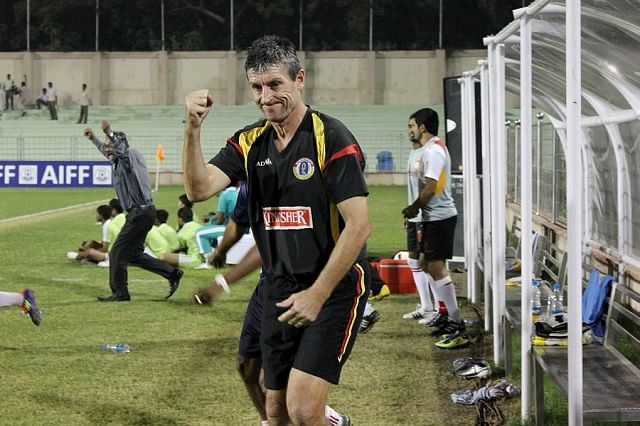 Former East Bengal coach Trevor Morgan looking forward to working in the ISL