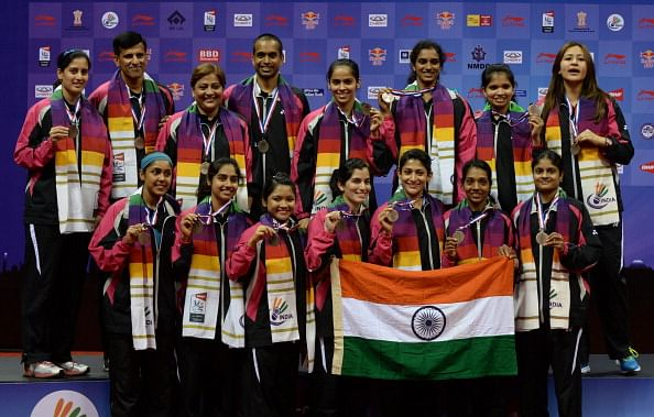 India's Uber Cup team to get Rs. 40 lakh cash prize from BAI