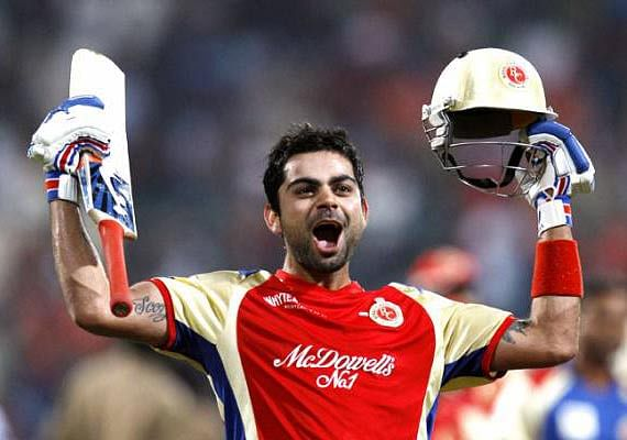 Top 5 fittest players in IPL