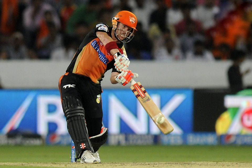 Sunrisers Hyderabad's win opens up race for IPL play-off berths