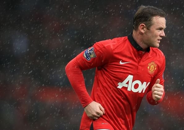 Top 10 highest paid footballers in the Premier League - Wayne Rooney (Manchester United)