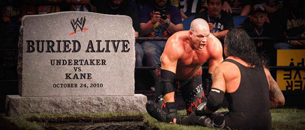 Rumour: Buried alive match for Kane vs. Daniel Bryan at ...