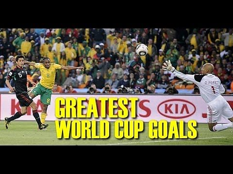 Video: Greatest World Cup Goals 1970-2010
