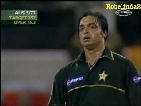 Video: Lethal bouncer! Batsmen feared for their lives when Shoaib Akhtar bowled like this