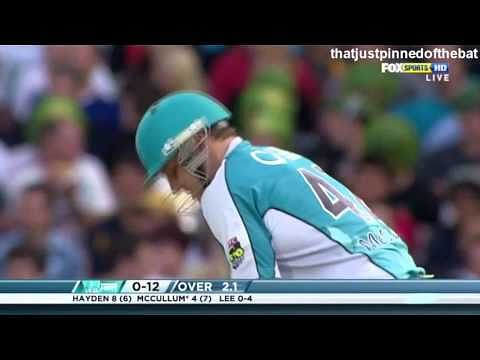 Video: Ugly injuries on the cricket field