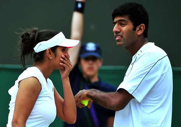 French Open 2014: Sania Mirza, Rohan Bopanna keep the Indian flag flying