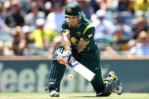 Stats: Top 5 batsmen with most sixes in T20Is in 2014