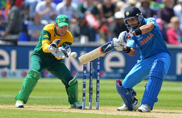 ICC rankings for ODI batsmen: Virat Kohli drops to second spot