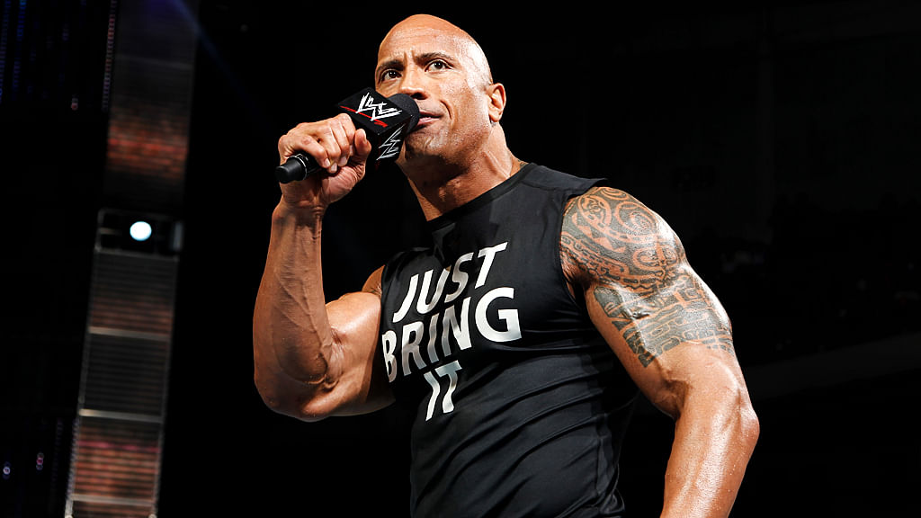WWE The Rock Speaks About His Possible Return To The Ring