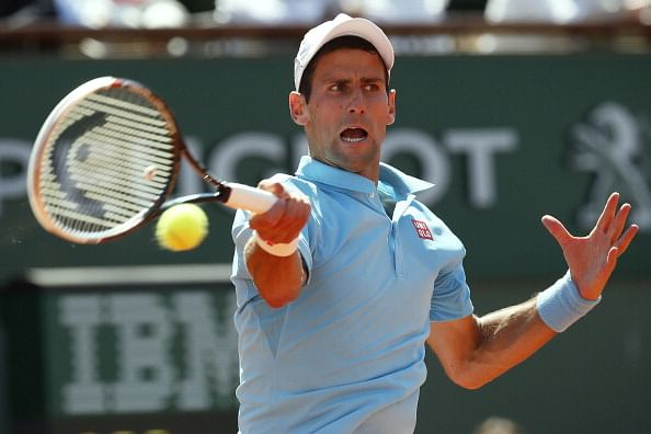 French Open: Novak Djokovic overcomes Ernests Gulbis to reach the final