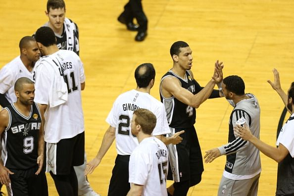 2014 NBA Finals: San Antonio Spurs take a 3-1 lead after a convincing victory over Miami Heat in Game 4