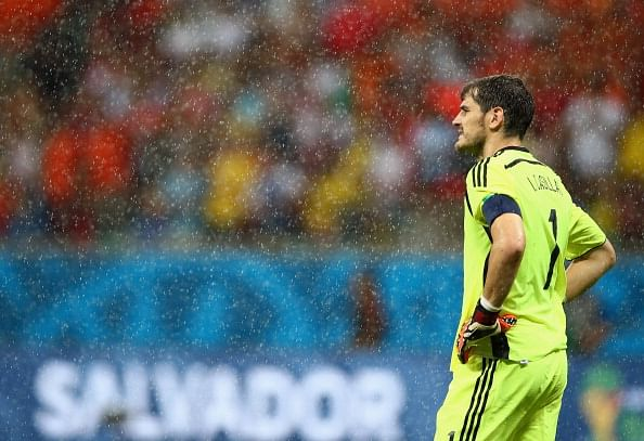 FIFA World Cup: Spain's Iker Casillas takes the blame on himself after Netherlands humiliation