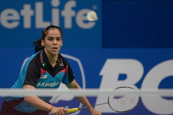India's Saina Nehwal and P V Sindhu cruise into the Australian Open quarterfinals