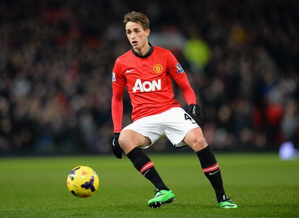 Manchester United tell Real Madrid that Adnan Januzaj is not for sale