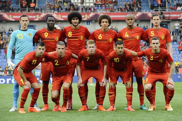 Belgium: Team Preview - 2014 FIFA World Cup