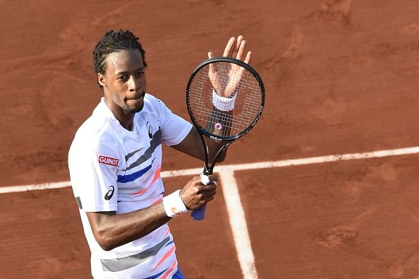French Open: Gael Monfils stirs up French hopes; Murray ousts Verdasco to join him in the quarters