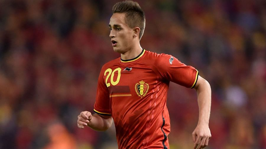 Adnan Januzaj's Belgium debut against Luxembourg to be ruled invalid by FIFA