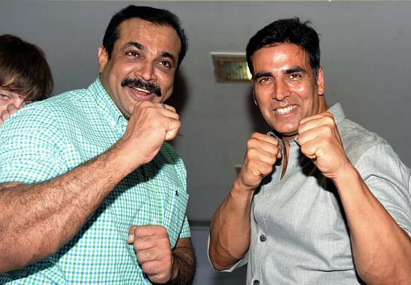 Kabaddi now has a new backer - Bollywood star Akshay Kumar!