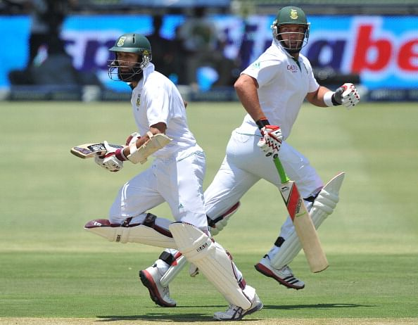 Newly appointed South African Test captain Hashim Amla can create his own legacy: Jacques Kallis