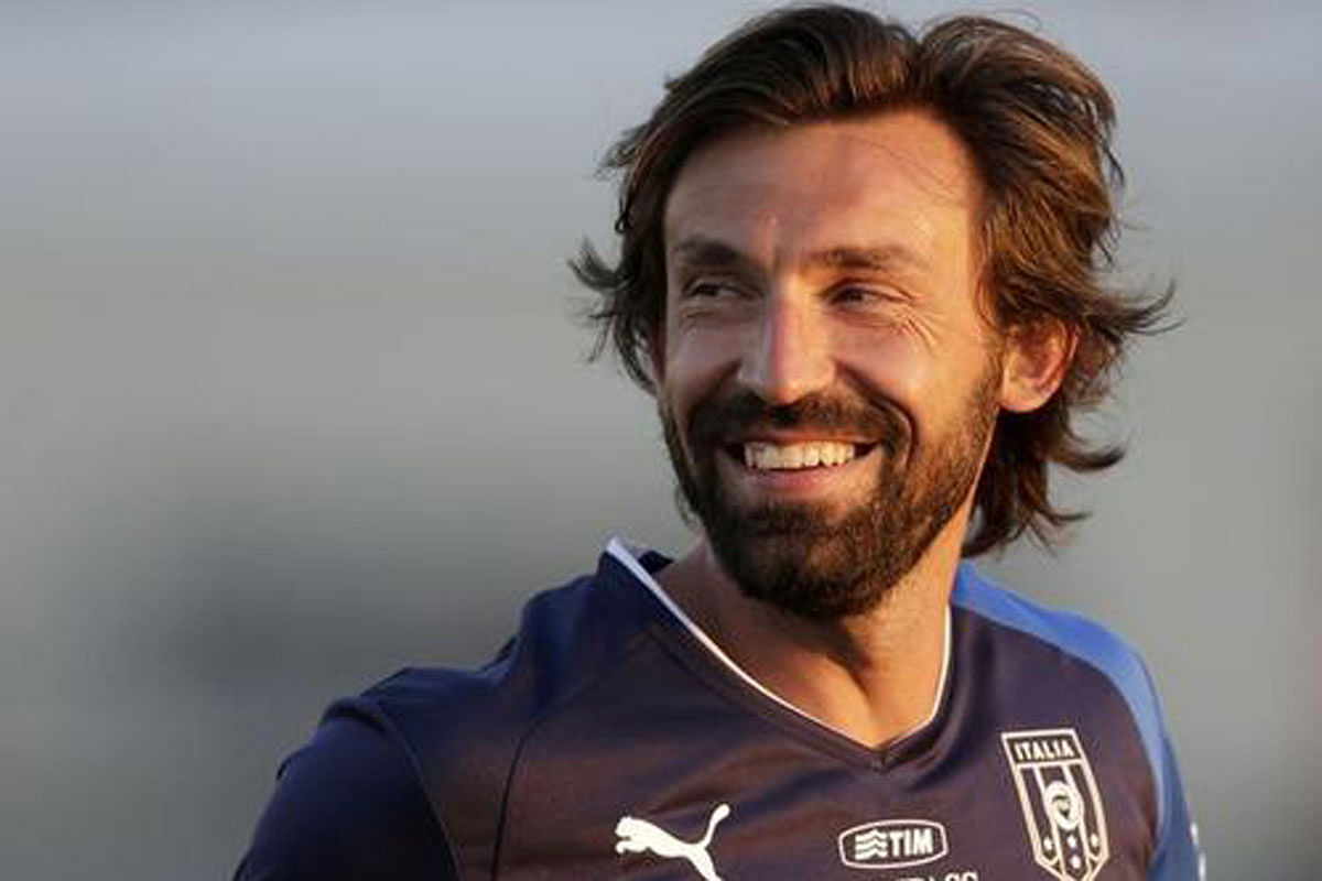 andrea pirlo Yesterday the footballing world was rocked by the retirement of one of its greatest  icons, andrea pirlo.