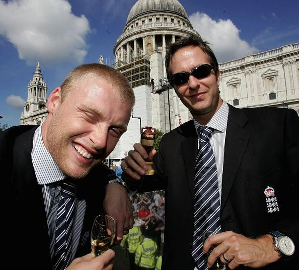 Michael Vaughan unsure of Andrew Flintoff's comeback success
