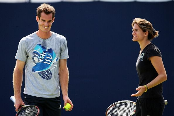 Can Amelie Mauresmo change Andy Murray's fortunes?