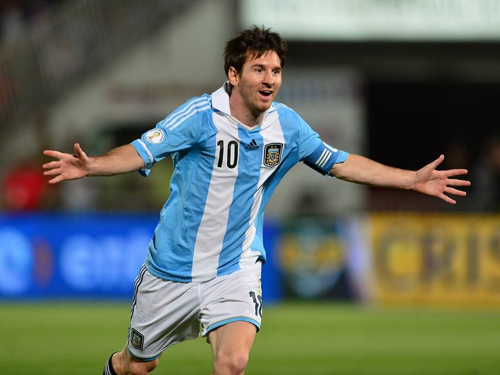 Tribute: The magic and desire of Lionel Messi