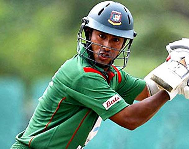 Mohammad Ashraful's Debut in International Cricket