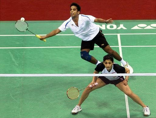 Indonesian Open: Ashwini Ponnappa and Tarun Kona crash out in the first round