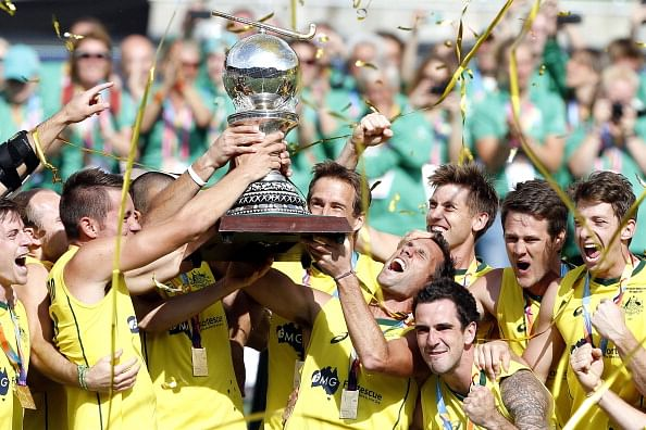 Hockey World Cup 2014: Australia thrash Netherlands to be crowned World Champions for the third time