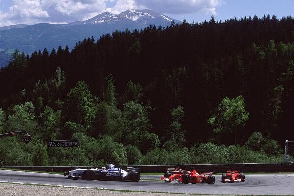 Everything you need to know about the Austrian Grand Prix