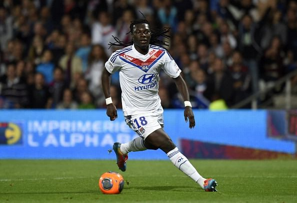 Reports: Lyon's Bafetimbi Gomis agrees Swansea transfer