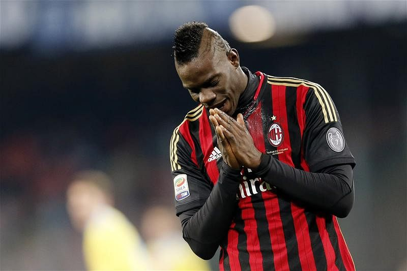 Arsene Wenger: Arsenal are not signing Mario Balotelli from AC Milan