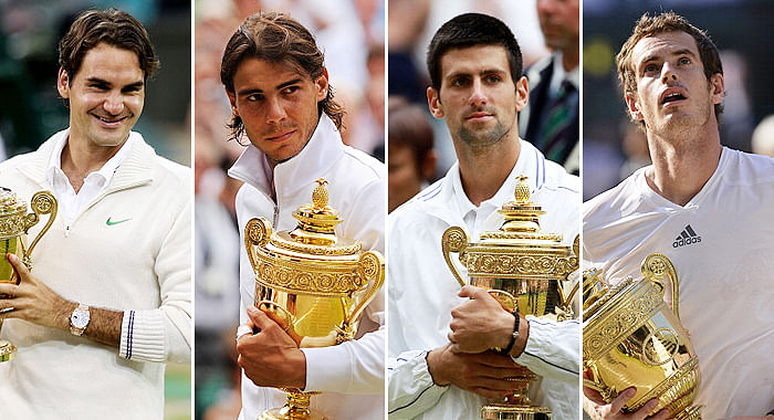 Wimbledon 2014: A look at the prospects of the Big 4