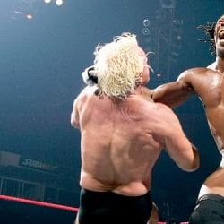The History of WWE Finishing Moves: Clothesline