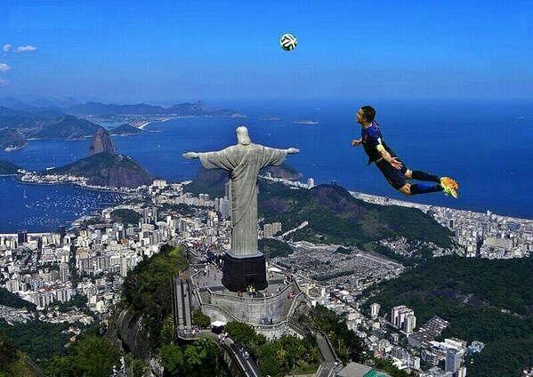 Persie The Redeemer